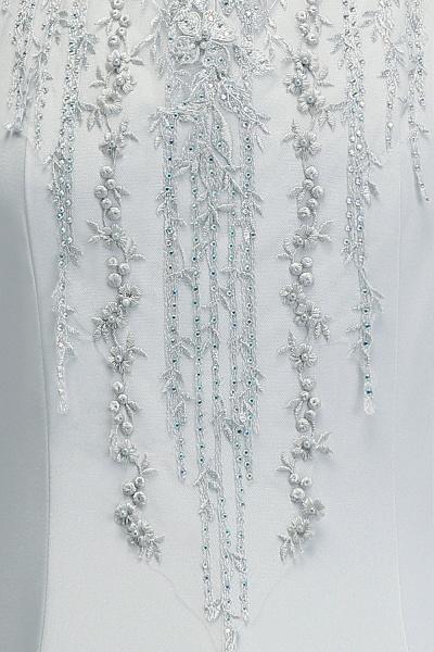 Best Jewel Stretch Satin Mermaid Evening Dress_9