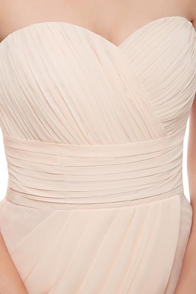 Sleek Sweetheart Chiffon Column Prom Dress_9