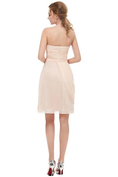 Sleek Sweetheart Chiffon Column Prom Dress_3