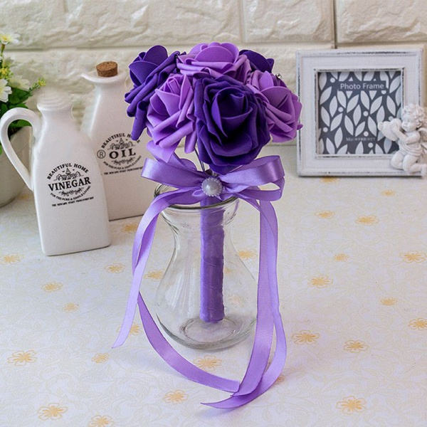 Small Bouquet in Multiple Colors with Robbin_13