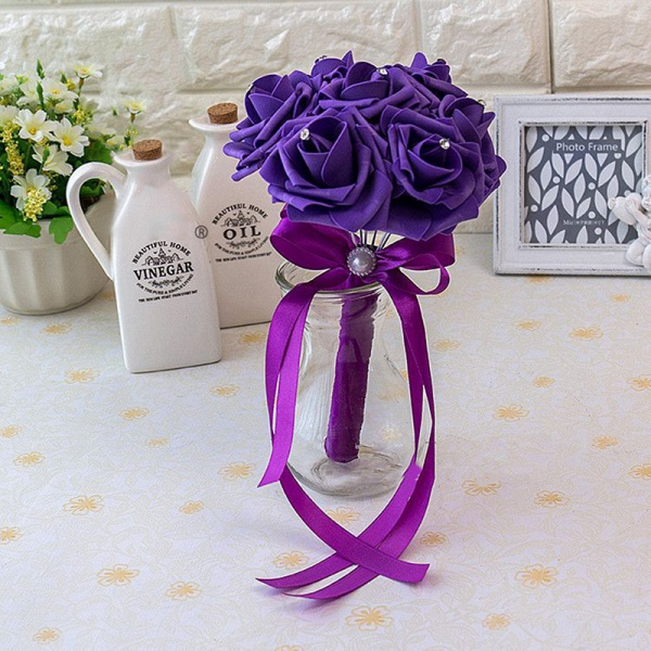 Small Bouquet in Multiple Colors with Robbin_14