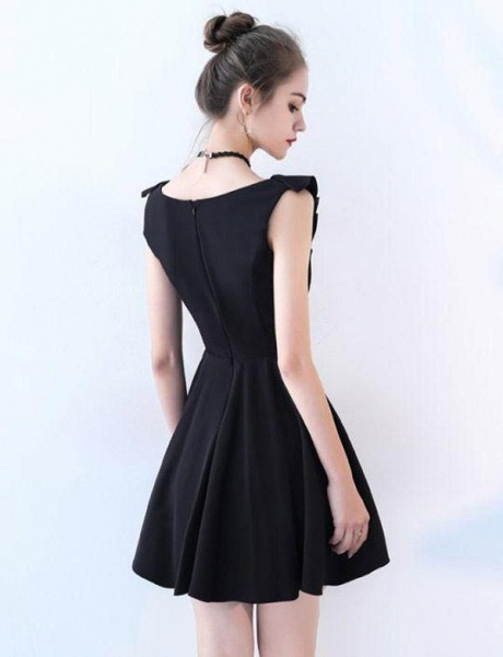 Fascinating Straps A-line Homecoming Dress_3