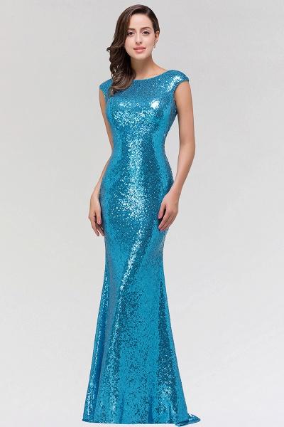 Mermaid Sequined Scoop Sleeveless Floor-Length Bridesmaid Dress_1