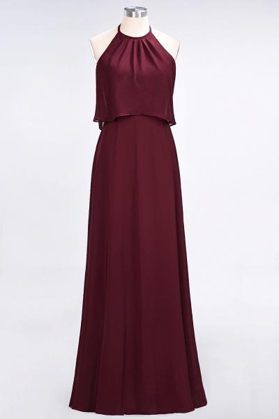 A-Line Chiffon Jewel Sleeveless Floor-Length Bridesmaid Dress_35