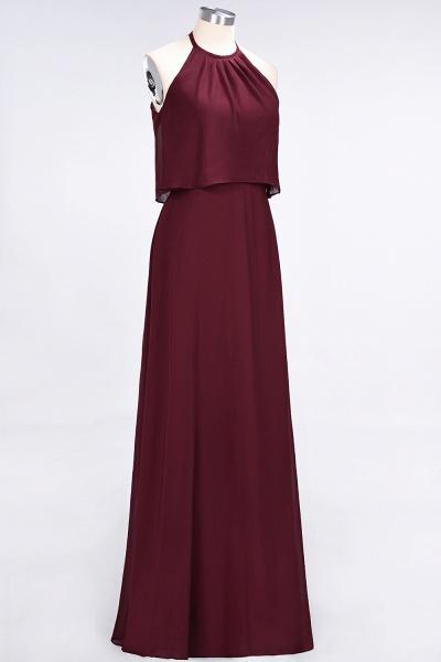 A-Line Chiffon Jewel Sleeveless Floor-Length Bridesmaid Dress_37