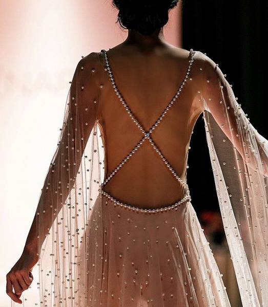 Wonderful Jewel Beading A-line Prom Dress_2