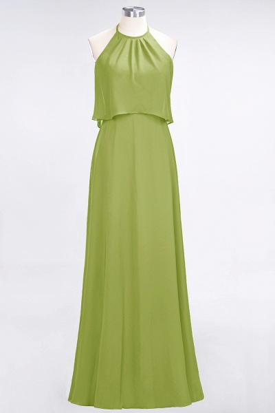 A-Line Chiffon Jewel Sleeveless Floor-Length Bridesmaid Dress_32