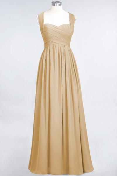 BM0420 Burgundy Simple Cap Sleeves Sweetheart Bridesmaid Dress_13