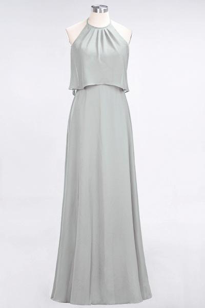 A-Line Chiffon Jewel Sleeveless Floor-Length Bridesmaid Dress_29