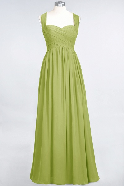 BM0420 Burgundy Simple Cap Sleeves Sweetheart Bridesmaid Dress_32