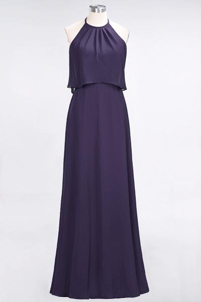 A-Line Chiffon Jewel Sleeveless Floor-Length Bridesmaid Dress_18