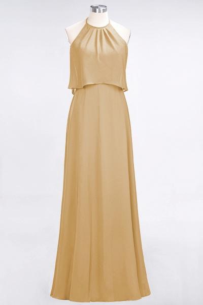 A-Line Chiffon Jewel Sleeveless Floor-Length Bridesmaid Dress_13