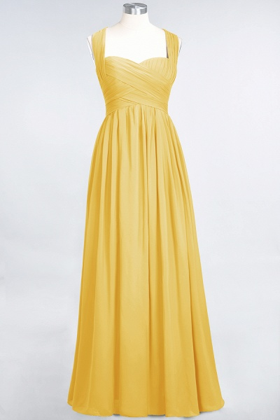 BM0420 Burgundy Simple Cap Sleeves Sweetheart Bridesmaid Dress_16
