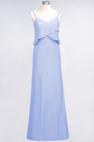 A-Line Chiffon Spaghetti-Straps V-Neck Sleeveless Floor-Length Bridesmaid Dress_21