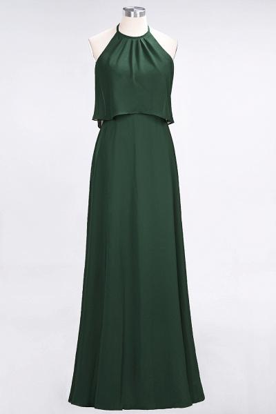A-Line Chiffon Jewel Sleeveless Floor-Length Bridesmaid Dress_30