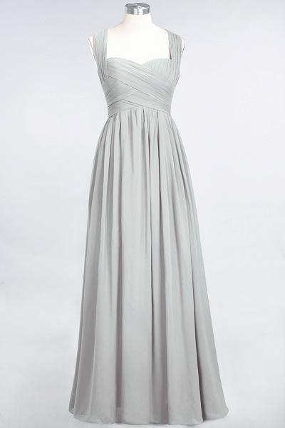 BM0420 Burgundy Simple Cap Sleeves Sweetheart Bridesmaid Dress_29