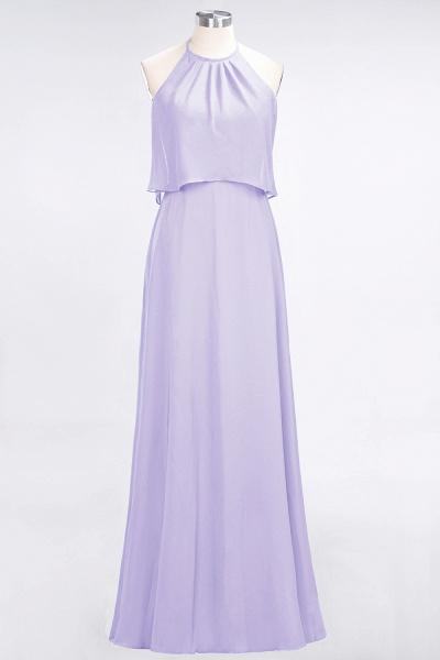 A-Line Chiffon Jewel Sleeveless Floor-Length Bridesmaid Dress_20