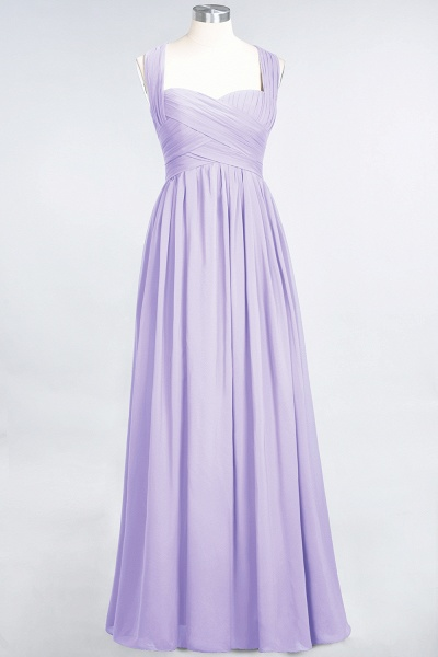BM0420 Burgundy Simple Cap Sleeves Sweetheart Bridesmaid Dress_20
