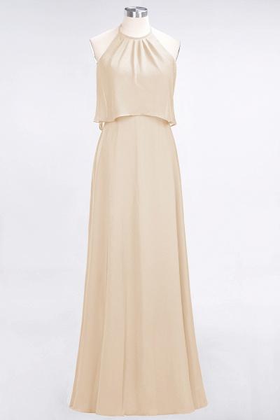 A-Line Chiffon Jewel Sleeveless Floor-Length Bridesmaid Dress_14