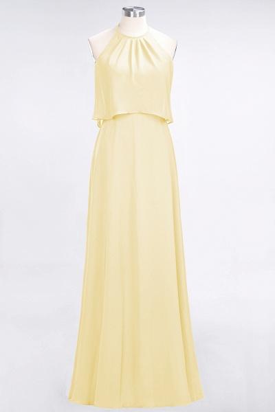 A-Line Chiffon Jewel Sleeveless Floor-Length Bridesmaid Dress_17