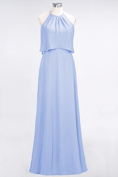 A-Line Chiffon Jewel Sleeveless Floor-Length Bridesmaid Dress_21