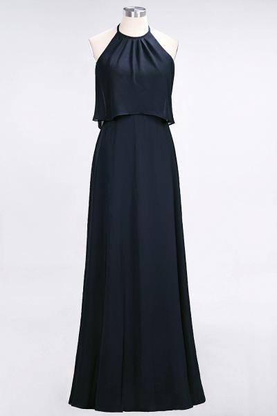 A-Line Chiffon Jewel Sleeveless Floor-Length Bridesmaid Dress_27
