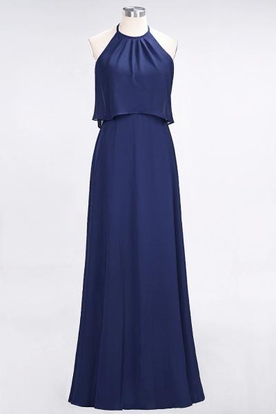 A-Line Chiffon Jewel Sleeveless Floor-Length Bridesmaid Dress_25