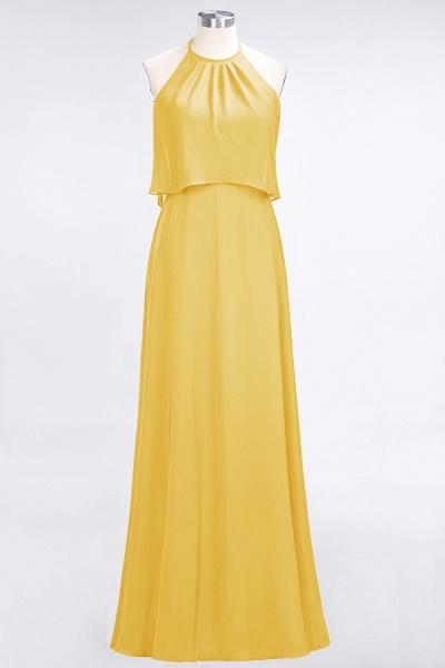 A-Line Chiffon Jewel Sleeveless Floor-Length Bridesmaid Dress_16