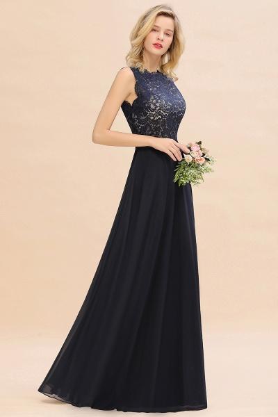 BM0772 Exquisite Scoop Sleeveless A-line Bridesmaid Dress_54