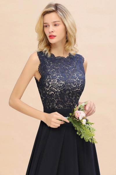 BM0772 Exquisite Scoop Sleeveless A-line Bridesmaid Dress_55