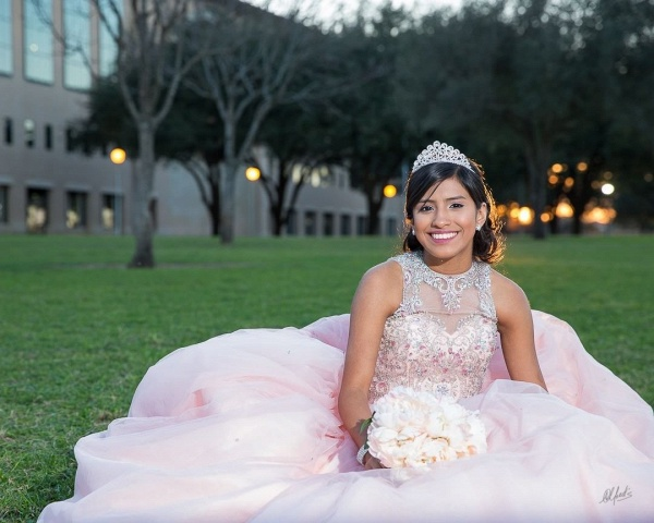 Best Jewel Tulle Ball Gown Quinceanera Dress_4