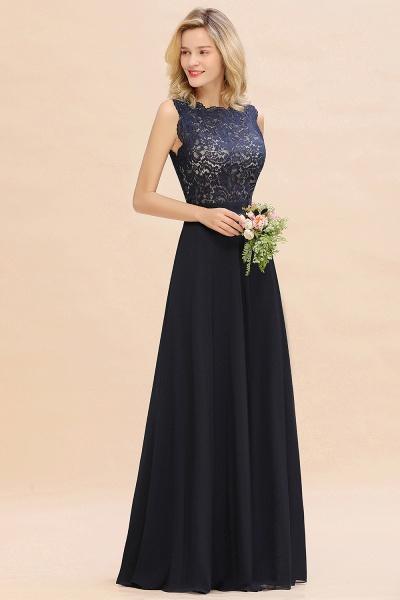BM0772 Exquisite Scoop Sleeveless A-line Bridesmaid Dress_53