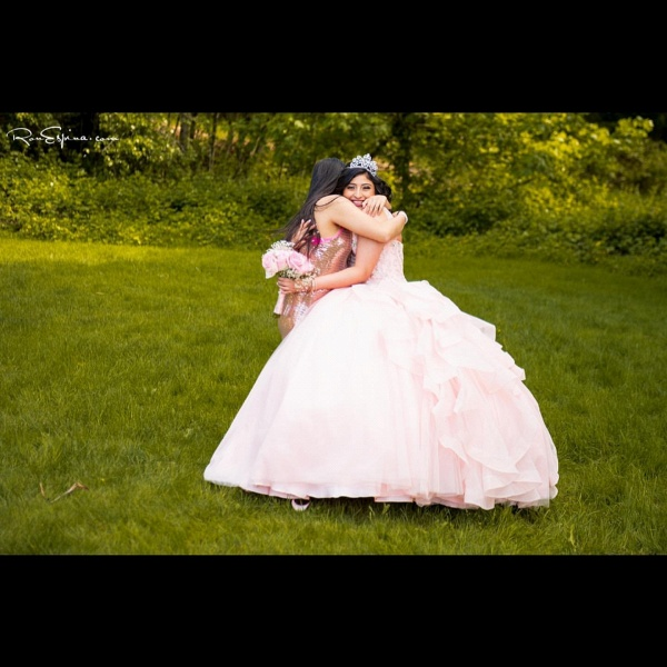 Fascinating Jewel Tulle Ball Gown Quinceanera Dress_2