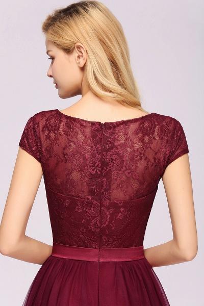 A-Line Chiffon Jewel Sleeveless Floor-Length Bridesmaid Dresses with Ruffles_8