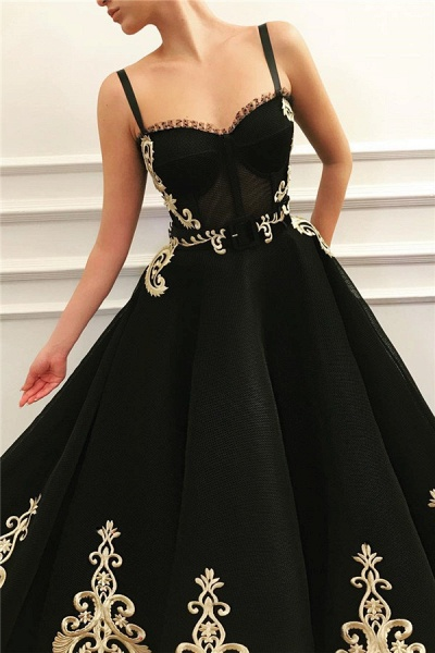 Precious Sweetheart Tulle A-line Prom Dress_2