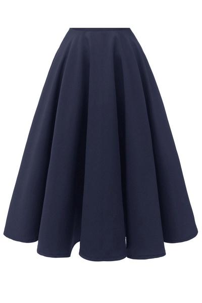 Sexy Cap Sleeves Princess Vintage Dresses with Straps | Womens Retro V-neck Emerald Cocktail Dress_25