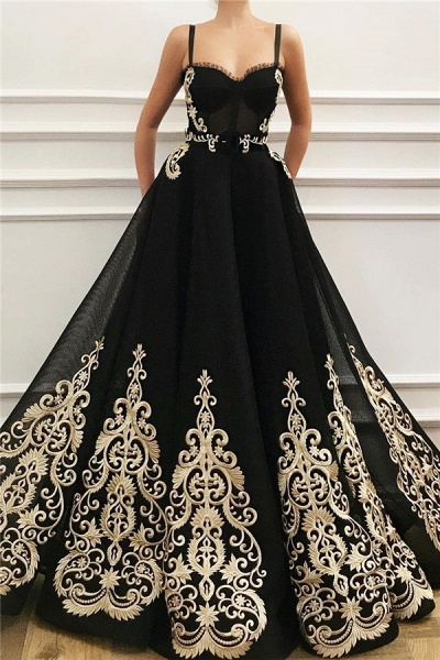 Precious Sweetheart Tulle A-line Prom Dress_1