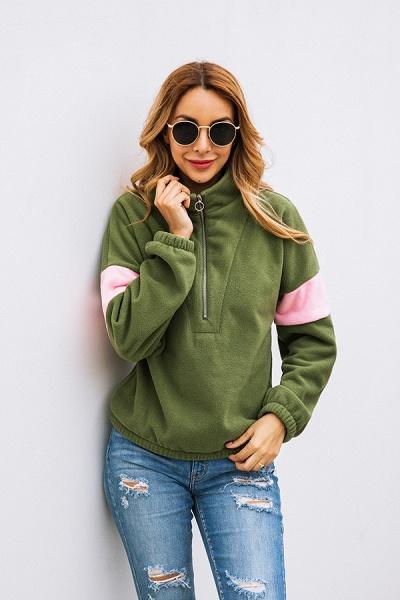 Women's Daily Basic Fall Short Fur Coats_14