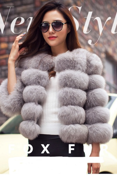 Women's Daily Party Long Faux Fur Coats_31