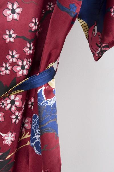 Casual Pattern Bridesmaid Bridal Robes_11
