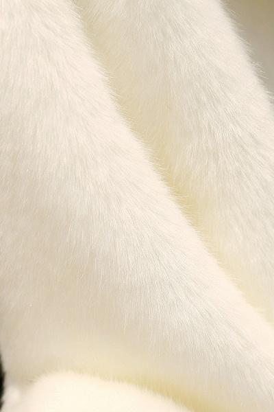 Hooded Daily Basic Club Faux Fur Coat_18