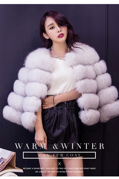 Women's Daily Party Long Faux Fur Coats_27
