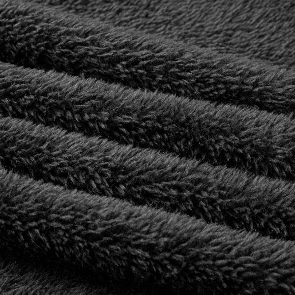 Winter Faux Fur-trimmed Long-length Overcoat_45