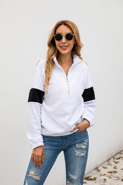 Women's Daily Basic Fall Short Fur Coats_10