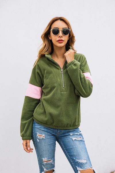 Women's Daily Basic Fall Short Fur Coats_13