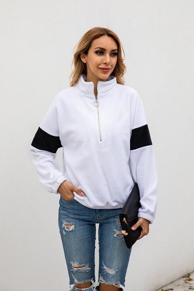 Women's Daily Basic Fall Short Fur Coats_6