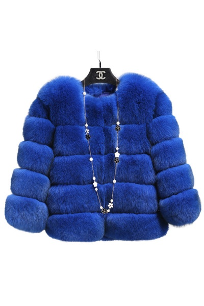 Women's Daily Party Long Faux Fur Coats_33