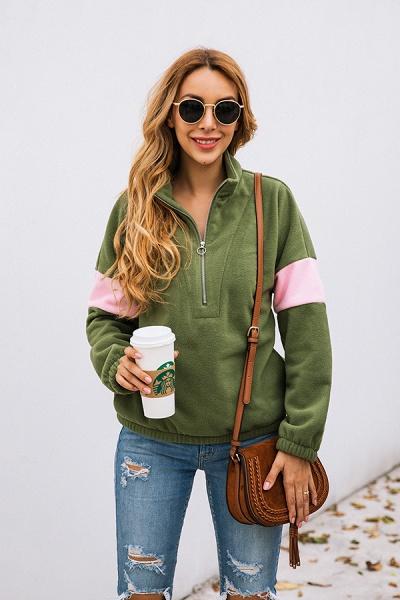 Women's Daily Basic Fall Short Fur Coats_11