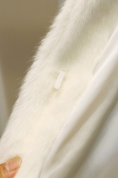 Hooded Daily Basic Club Faux Fur Coat_24