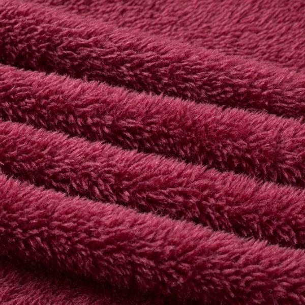 Winter Faux Fur-trimmed Long-length Overcoat_42
